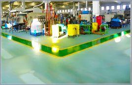 Aplicare industriala vopsea epoxidica pardoseala