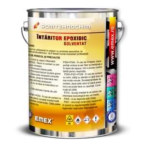 Intaritor pentru rasini epoxidice in solvent