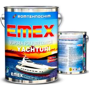Vopsea pentru yachturi si ambarcatiuni
