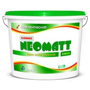 Lavabila emulsionata pentru zugraveli exterioare