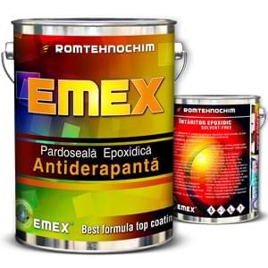 Pardoseala epoxidica antislip