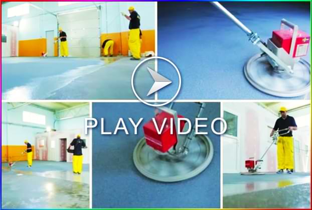 Film aplicare covor epoxidic STB
